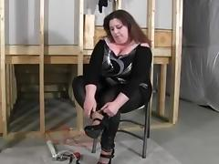 Bound, BBW, BDSM, Big Tits, Bondage, Bound