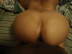 Big ebony booty
