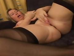 Steve Q Has The Magic Stick For Janes Pussy