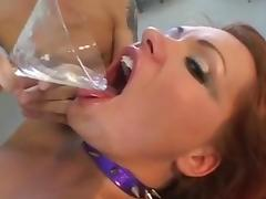 All, Bukkake, Cum, Drinking, Drunk, Jizz