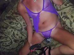 Amber Gayle Tease