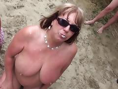 Bukkake, Beach, Bukkake