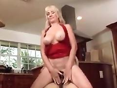 Sexy Grandma Getting Fucked By Her Lover