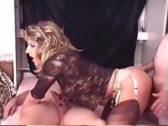 Amateur, Amateur, Crossdresser, Cuckold