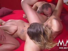 All, Amateur, Blonde, Blowjob, Brunette, Couple