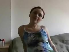 Sister, Big Tits, Cum, Facial, Fucking, Redhead