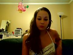Webcam Broadcast - Amateur couple having sex while broadcasting on webcam - United States 2014120612