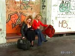 German mature bitches are notorious cock loving sluts