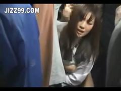 Bus, Amateur, Asian, Bimbo, Bus, Car