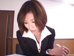 Boss, Asian, Boss, Couple, Fingering, Hardcore
