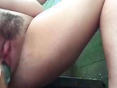 gordinha se masturbando freneticamente