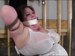 Bound, BBW, BDSM, Bondage, Bound, Choking