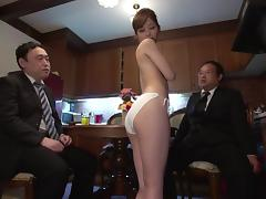 Perky tits and a cocksucking mouth make Rina Ishihara so hot