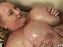 Cock hungry BBW Sienna Hills gets fucked very
