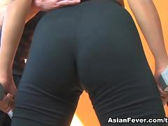 Angelina Chung in Asian Eyes For White Guys