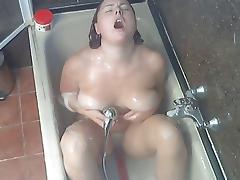 Bathroom, Bath, Bathing, Bathroom, BBW, Chubby