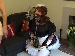 Madame Cs strict  sissy maid training regime