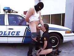 Police, Adorable, Big Cock, Blowjob, Cop, Cum