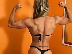 Maria G Struts Her Sexy Stuff
