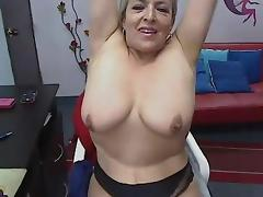 Titts on Webcam R20