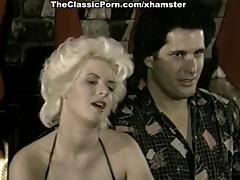 Samantha Strong, Lois Ayres, Herschel Savage in vintage sex
