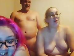 Dad, BBW, Blowjob, Chubby, Chunky, Double