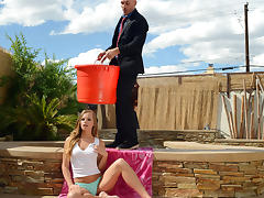 Jillian Janson & Johnny Sins in Naughty Rich Girls