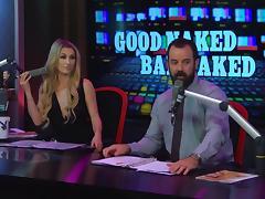 naked news stories @ season 15 ep. 734