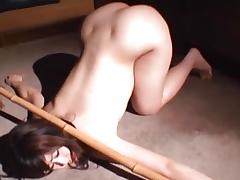 Bound, Asian, Bound, Naughty, Strip, Hogtied