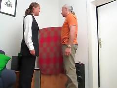Hotel Managers Handjob
