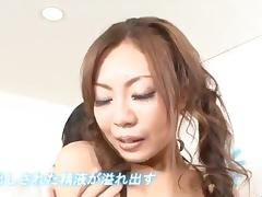 Superb oral adventure with Japanese Mio Hiragi