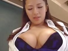 Japanese Teacher and Her Boys 1