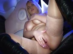 Car, Allure, Anal, Assfucking, Big Tits, Blonde