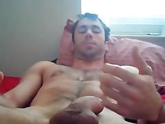 Guy Strokes on Cam