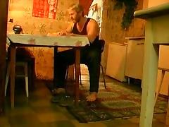 Blonde immature fucked by an older dude