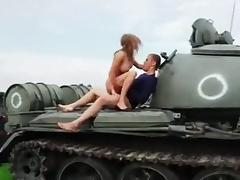 Faites l'amour pas la guerre...