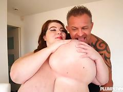 BBW Lexxxi Luxe 38P Bangs Old Man Fan
