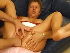 Brutal, Anal, Assfucking, Brutal, French, Mature