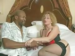 Creampie, Creampie, Interracial, Mature, Older, Black Mature