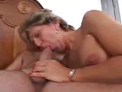 Mom, Anal, Blonde, Hardcore, Mature, Mom