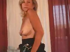 Sexy Mature Dances And Strips