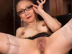 Aged, Aged, Asian, Big Tits, Masturbation, Mature
