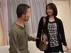 Needy milf,Yuki Mitsui, wants a strong fuck