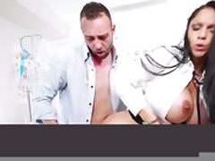Doctor Adventures: Cumming Out of a Coma. Marta La Croft, Pablo Ferrari