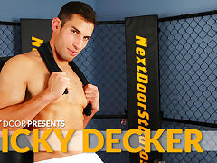 NextdoorMale - Ricky Decker XXX Video