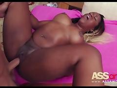 Big Black Ass Harmonie Marquise