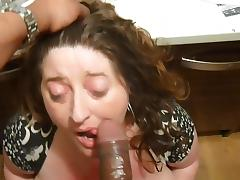 British, BBW, Blowjob, British, Chubby, Chunky