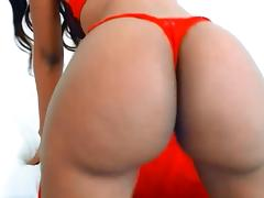 2nd Promo of Big Booty Ebony Models fet Tezer