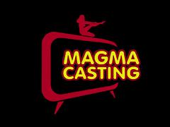 MAGMA FILM Casting a German Ebony