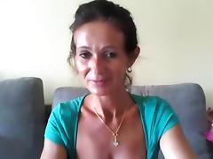 Ass, Ass, Brunette, Masturbation, Mature, Solo